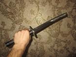 Самурайский меч катана сувенирная  47 см, фото №9