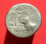 Денарий Vespasian (RIC II 356), фото №3