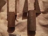 Металлические пики штыри гарпун, фото №11