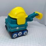 Машинка Экскаватор. тяжеленькая (9.20), фото №8