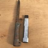 Самодельные ножи 2 шт, фото №3