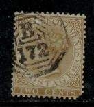 Стрейт Сетлментс 1867 колонія Британії, фото №2