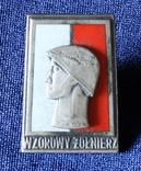 Польша. Отличный солдат. Серебряная степень.(3), фото №2