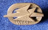 Польша. Бронзовый знак WOSF. За отличную военно-спортивную подготовку(3), фото №2