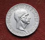 10 лир 1936 г. Италия, серебро, фото №6