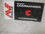 Металлоискатель MINELAB GP 3000 с дополнительной катушкой, фото №7