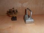 Декоративный утюжок и кораблик с Адмиралтейства, фото №3