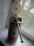2-х литровый китайский термос с клавишным механизмом подачи воды, фото №6