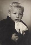 """Детская фотография """"Дедушке от внука"""" (8*12.5), фото №2"""