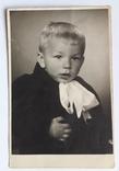 """Детская фотография """"Дедушке от внука"""" (8*12.5), фото №3"""