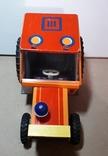Железный Трактор Киевский з-д СССР длина 19 см., фото №6