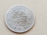 Турция 1 КУРУШ 1849 Серебро, фото №2