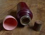 Старый бакелитовый термос., фото №5