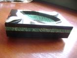 Пепельница камень из СССР, фото №5