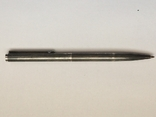 Серебряная шариковая ручка, фото №3