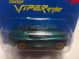 Hot Wheels Dodge Viper RT/10 (Gold Medal Speed) 1995 Malaysia, фото №5