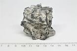 Фрагмент фульгурита, 27,8 грам, з серитфікатом автентичності, фото №4