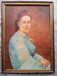 Жіночій портрет, фото №2