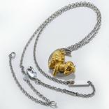 Кулон Magerit. Испания.  MY BABY золото 750` 14,58 гр., фото №2