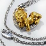 Кулон Magerit. Испания.  MY BABY золото 750` 14,58 гр., фото №3