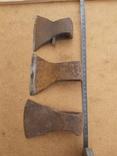 Три меленьких топірця, фото №3