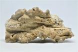 Фрагмент фульгурита, 10,1 грам, з серитфікатом автентичності, фото №8