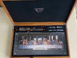 Монета. Тайная вечеря. Леонардо да Винчи. 2012 (серебро 999), фото №2