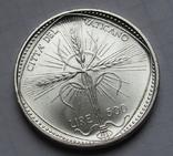 500 лир 1968 г. Ватикан, серебро, фото №9