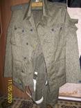 Форма     куртка и  штаны   фенрих -  курсант 4 курс. гдр.  германия., фото №6