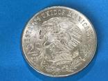 25 песо 1968 года. Мексика., фото №3