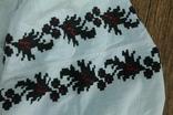Сорочка вышиванка старинная №46, фото №6