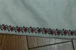 Сорочка вышиванка старинная №46, фото №7