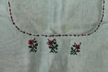 Сорочка вышиванка старинная №47, фото №5