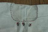 Сорочка вышиванка старинная №47, фото №6