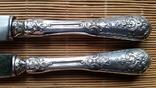 Ножі столовий і десертний, 800 Bruckmann & Sohne, фото №7