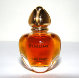 Миниатюра Jean Patou Sublime, edp. Оригинал. Винтаж