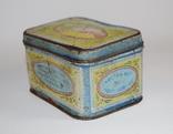 """Коробка для чая """"Грузинский чай"""" Главчай 50 грамм, 1946 год, фото №3"""