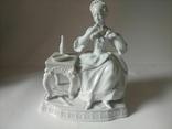 Викторианская леди с вином, Unterweissbach (Германия), фото №2