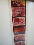 Диафильмы Советская Армия и Наш герб и флаг  (на укр. языке), фото №4