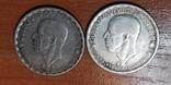 Швеция,1 крона,две монеты 1945 и 1949 г., фото №2