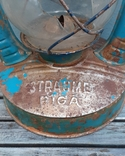 Керосиновая лампа STRAUME  ,RIGA, фото №5