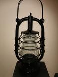 Лампа керосиновая большая, фото №7