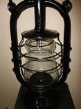 Лампа керосиновая большая, фото №8