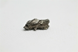 Залізний метеорит Campo del Cielo, 2,1 грам, із сертифікатом автентичності, фото №7