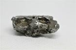 Залізний метеорит Campo del Cielo, 29,8 грам, із сертифікатом автентичності, фото №7
