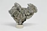 Залізний метеорит Campo del Cielo, 29,8 грам, із сертифікатом автентичності, фото №2