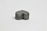 Залізній метеорит Muonionalusta, форма серця, 5,6 грам, сертифікат автентичності, фото №7