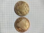 Рубль 1771г. и Рубль 1774 г., фото №3