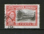 Брит. колонии. Северное Борнео, 75 лет железной дороги, паровоз, фото №2