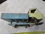 Железный кузов и кабина...Машина СССР..., фото №2